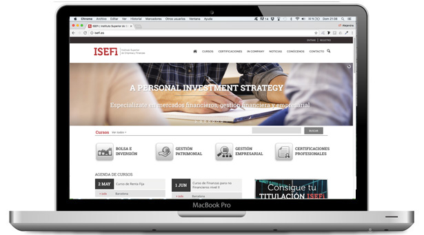 Marketing online Isefi